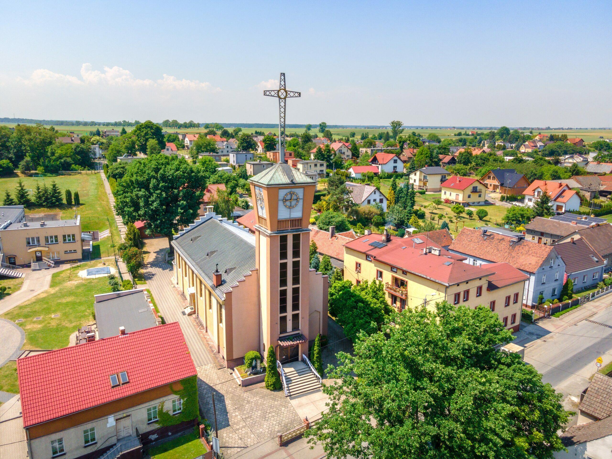 Witamy na stronie parafii pw. Św. Urbana